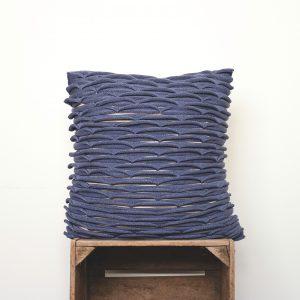 כרית Frida כחול ג'ינס