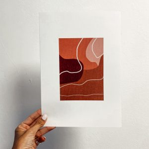 STAINS PRINT