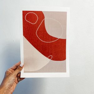 COLORS AND SHAPES PRINT